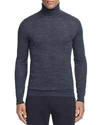Hugo Siseal Turtleneck Sweater 100 Bloomingdale's Exclusive Grey