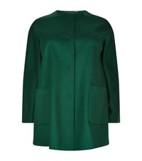 Marina Rinaldi Cocoon Coat Female Green