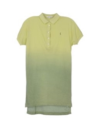 Siviglia Polo Shirts Light Green