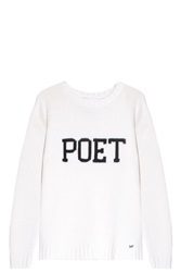 Banjo And Matilda Poet Sweater Ivory