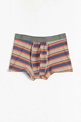 Urban Outfitters Micro Stripe Trunk Neutral