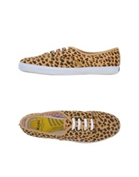 Keds Low Tops And Trainers Ocher