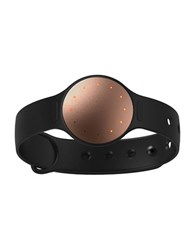 Misfit Rose Goldtone 2 Black Silicone Fitness Tracker S302sh2rz