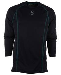 Majestic Men's Seattle Mariners Practice Pullover