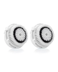 Replacement Sensitive Brush Head Dual Pack Clarisonic
