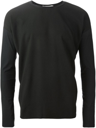 Stephan Schneider Long Sleeve T Shirt Black