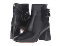 Tory Burch Blossom 70Mm Bootie Black