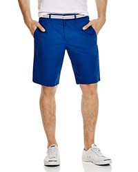 Original Penguin Slim Fit Shorts With Stripe Waistband 100 Bloomingdale's Exclusive True Blue