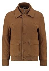 Pier One Light Jacket Tan