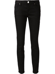 Versace Collection Studded Jeans Black