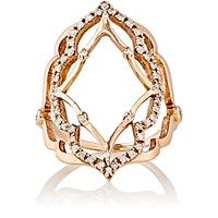 Sara Weinstock Women's Laura Negative Space Ring No Color