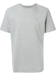Soulland Crew Neck T Shirt Grey