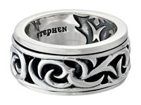 Stephen Webster Thorn Rotating Band Ring Silver Ring