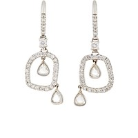 Sharon Khazzam Women's Anne Drop Earrings No Color