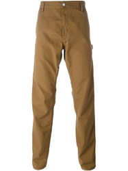 Carhartt Casual Trousers Brown