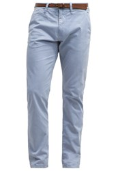 Tom Tailor Travis Chinos Light Blue Indigo