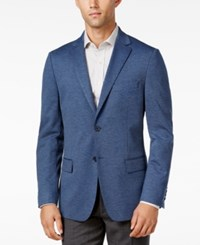 Ryan Seacrest Distinction Men's Slim Fit Soft Sport Coat Only At Macy's Blue