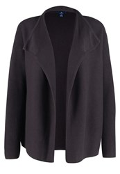 Tom Tailor Cardigan Coal Grey Anthracite