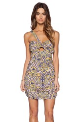 The Jetset Diaries Sun And Sand Dress Yellow