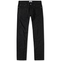 Stone Island Regular Tapered Chino Black
