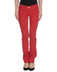 Take Two Casual Pants Red