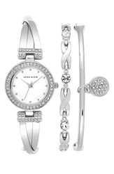 Women's Anne Klein Boxed Bracelet And Bangle Set