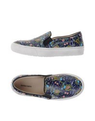 Markus Lupfer Footwear Low Tops And Trainers Women Blue