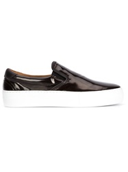 Sofie D'hoore 'Fargo' Slip On Sneakers Black