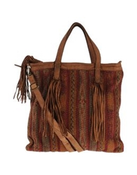 Caterina Lucchi Handbags Brown