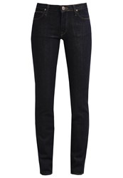 Lee Marion Straight Straight Leg Jeans One Wash Rinsed