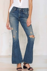 Nasty Gal A Gold E Marie Flare Jean