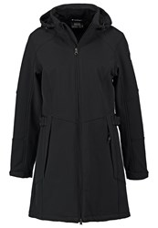 Killtec Levinia Soft Shell Jacket Schwarz Black