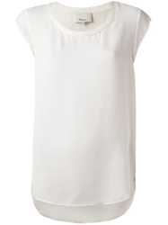 3.1 Phillip Lim Loose Fit T Shirt White