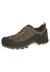 Ecco Biom Terrain Walking Shoes Black Navajo Brown