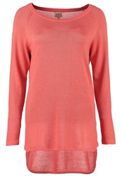 Only Lacy Jumper Red