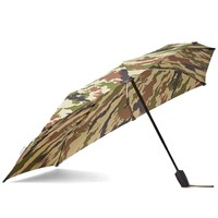 Mhi Maharishi X Senz6 Automatic Umbrella Green