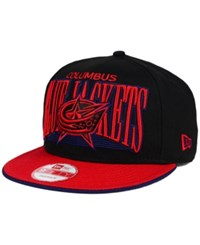 New Era Columbus Blue Jackets Ice Block 9Fifty Snapback Cap