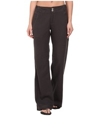 Royal Robbins Panorama Pant Obsidian Women's Casual Pants Brown