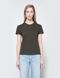 Creatures Of Comfort Perfect Tee Khaki