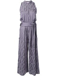 Ginger And Smart 'Himalayas' Jumpsuit Grey