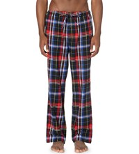 Ralph Lauren Checked Flannel Pyjama Bottoms Multi