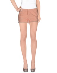 Vero Moda Denim Shorts Salmon Pink