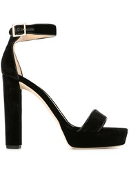 Jimmy Choo 'Holly' Sandals Black