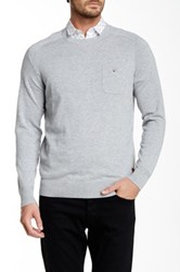 Ben Sherman The Crew Neck Pullover Metallic