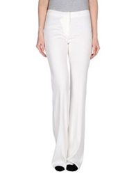John Richmond Casual Pants White
