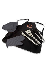 Picnic Time Convertible Tote Barbecue Set