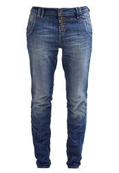 Tom Tailor Relaxed Fit Jeans Stone Wash Denim Moon Washed
