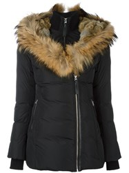 Mackage 'Akiva' Puffer Jacket Black