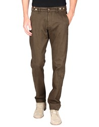 Notify Jeans Notify Trousers Casual Trousers Men Dark Brown