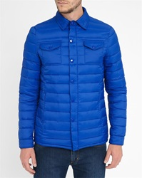 M.Studio Royal Blue Thomas Ultralight Down Jacket